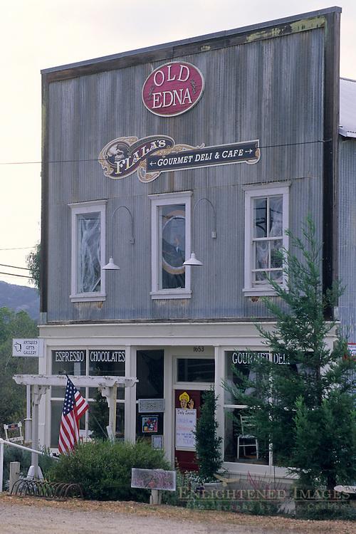Old Edna Store, Edna Valley, near San Luis Obispo, San Luis Obispo County, California
