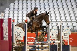 Suffys Louise, BEL, Risk De La Linière<br /> Pavo Hengsten competitie - Oudsbergen 2021<br /> © Hippo Foto - Dirk Caremans<br />  22/02/2021
