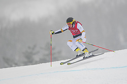 February 23, 2018 - Pyeongchang, SOUTH KOREA - 180223 Sandra Näslund of Sweden competes in the Women's Freestyle Ski Cross 1/8 Final during day fourteen of the 2018 Winter Olympics on February 23, 2018 in Pyeongchang..Photo: Carl Sandin / BILDBYRÃ…N / kod CS / 57999_318 (Credit Image: © Carl Sandin/Bildbyran via ZUMA Press)