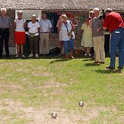 NLD/Huizen/20070524 - Opening jeu de boule baan Dienstencentrum Huizen
