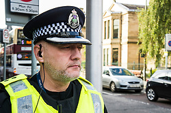 "Pictured: Inspector Graeme Nisbet<br /> <br /> Police in Edinburgh have launched a fresh appeal for information following an indecent assault over the weekend.<br /> <br /> A 19-year-old woman was attacked in Salisbury Place as she was walking home at around 2.50 a.m. on Sunday 2nd October.<br /> <br /> The victim fought the suspect off, who then made off towards Minto Street and inquiries to trace this male are continuing.<br /> <br /> He is described as white, early thirties, 6ft tall with a large build and dark hair. He was wearing a red kilt, calf-high boots and a dark hooded top with numbers on the front.<br /> <br /> Following information from the public, detectives have established that the male visited the Marchmont Takeaway on Marchmont Road sometime between 7 p.m. and 9 p.m. on Saturday 1st October and anyone else who believes they may have information that can help identify him is urged to come forward.<br /> <br /> It has also been confirmed that the male walked from the city centre southwards along Newington Road, towards Salisbury Place.<br /> <br /> Detective Inspector Donnie MacLeod from the Public Protection Unit at Fettes said: ""Since the attack took place we have been conducting various inquiries in and around Salisbury Place to trace witnesses and establish the movements of the suspect before and after the incident.<br /> <br /> ""We are now satisfied that he was within the Marchmont area on Saturday evening before carrying out the attack, during which time he walked towards Salisbury Place from the direction of the city centre. <br /> <br /> ""I would ask anyone who believes they may have seen this individual on Saturday night, or the early hours of Sunday morning, or who knows where we can find him should contact police immediately.<br /> <br /> ""In addition, anyone with any further information relevant to this investigation is also asked to get in touch.""<br /> <br /> Police have also increased patrols within the area and will have a high-visibility presence in Salisbury Place to engage with the public, offer reassurance and gather any information that may be of us"