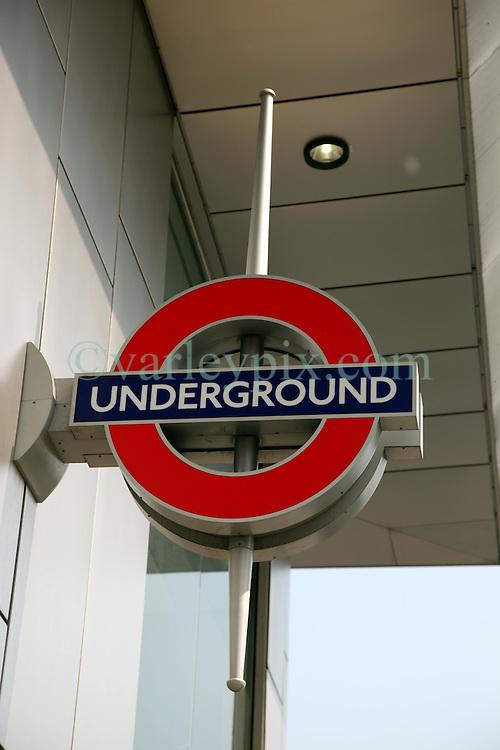 21 April 2011. London, England..London underground, the Tube. Shepherd's Bush underground station..Photo; Charlie Varley.