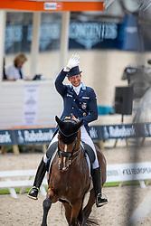 Kittel Patrick, SWE, Well Done de la Roche CMF<br /> European Championship Dressage<br /> Rotterdam 2019<br /> © Hippo Foto - Stefan Lafrentz