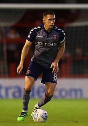 Charlton Athletic's Andrew Crofts