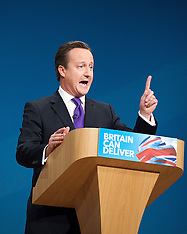 OCT 10 2012 David Cameron speech at Conservative Party Conference