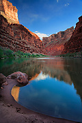 Colorado River at North Canyon