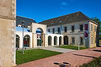 France, Vendée (85), Les Sables-d'Olonne, musée de l'Abbaye Sainte-Croix // France, Vendée, Les Sables-d'Olonne, Sainte-Croix abbey museum