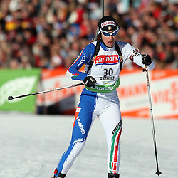 20100122: Biathlon - IBU World Cup Anterselva 2010, Women 7,5 km Sprint