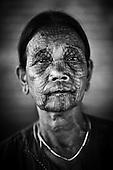 Marked. Chin Women Portraits