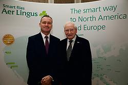 Alan Molloy - Aer Lingus<br /> <br /> Roddy Feely - IUSC