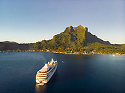 Vaitape, Bora, Bora, French Polynesia, South Pacific