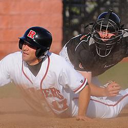 NCAA Baseball - Princeton at Rutgers