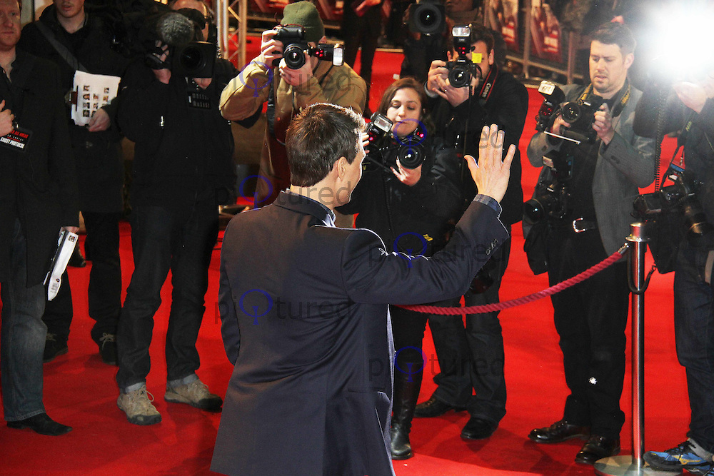 """LONDON - DECEMBER 13   Tom Cruise attends the UK Premiere of  """"Mission: Impossible Ghost Protocol"""" at the BFI IMAX Cinema, London, UK on December 13, 2011. (Photo by Richard Goldschmidt)"""