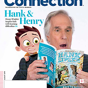Photographed Henry Winkler for the cover of Costco Connection, the monthly lifestyle magazine for Costco Wholesale, with a circulation of 13.6 million.