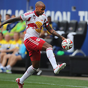 Thierry Henry, New York Red Bulls, in action during the New York Red Bulls Vs Arsenal FC,  friendly football match for the New York Cup at Red Bull Arena, Harrison, New Jersey. USA. 26h July 2014. Photo Tim Clayton