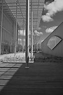 Modern Wing of Chicago Art Institute Museum