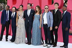Baby Driver European Premiere, Empire Leicester Square, London, UK.<br /><br />21 June 2017.<br /><br />Please byline: Vantagenews.com