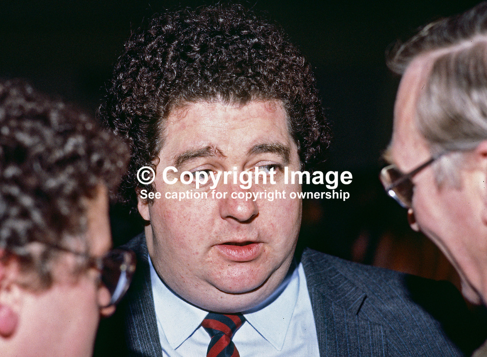 Chris Ryder, journalist, Sunday Times, London. Based in Ireland. 1985010002CR.<br /> <br /> Copyright Image from Victor Patterson, Belfast, UK<br /> <br /> t: +44 28 9066 1296 (from Rep of Ireland 048 9066 1296)<br /> m: +44 7802 353836<br /> e: victorpattersonbelfast@gmail.com<br /> <br /> www.images4media.com<br /> <br /> Please see my full Terms and Conditions of Use at https://www.images4media.com/p/terms-conditions - it is IMPORTANT that you familiarise yourself with them.<br /> <br /> Images used online incur an additional cost. This cost should be agreed in writing in advance. Online images must be visibly watermarked i.e. © Victor Patterson or that of the named photographer within the body of the image. The original metadata must not be deleted from images used online.<br /> <br /> This image is only available for the use of the download recipient i.e. television station, newspaper, magazine, book publisher, etc, and must not be passed on to a third party. It is also downloaded on condition that each and every usage is notified within 7 days to victorpattersonbelfast@gmail.com.<br /> <br /> The right of Victor Patterson (or the named photographer) to be identified as the author is asserted in accordance with The Copyright Designs And Patents Act (1988). All moral rights are asserted.