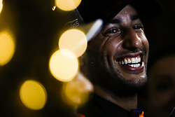 April 7, 2018 - Sakhir, Bahrain - RICCIARDO Daniel (aus), Aston Martin Red Bull Tag Heuer RB14, portrait during 2018 Formula 1 FIA world championship, Bahrain Grand Prix, at Sakhir from April 5 to 8  (Credit Image: © Hoch Zwei via ZUMA Wire)