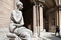 Roma - Musei Vaticani - Ingresso