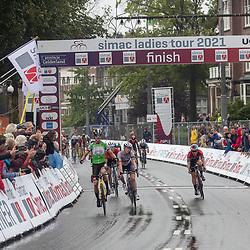 ARNHEM (NED) CYCLING, SIMAC LADIES TOUR,   August 29th 2021,<br /> Marianne Vos wins final stage Simac Ladies Tour