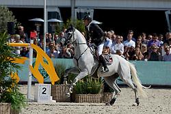 Rozier Philippe, (FRA), Rahotep de Toscane <br /> Grand Prix Rolex presented by Porsche<br /> Knokke Hippique CSI 5* -Knokke 2016<br /> © Hippo Foto - Dirk Caremans<br /> 03/07/16