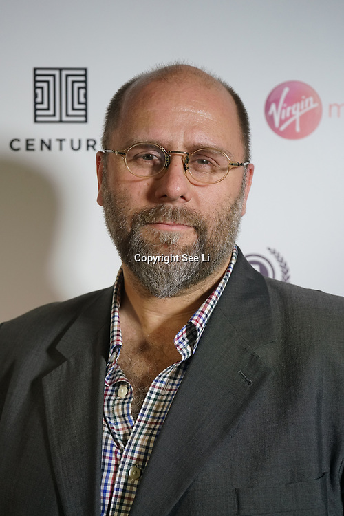 London, England, UK. 25th September 2017. R Paul Wilson is a Director of Isolani attend Raindance Film Festival Screening at Vue Leicester Square, London, UK