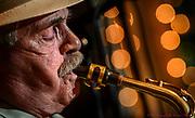 Phil Woods on saxaphone was one of the founders of the annual Delaware Water Gap Jazz Festival, COTA. Here he plays at the Deerhead Inn on a Saturday night.<br /> - Photography by Donna Fisher<br /> - ©2020 - Donna Fisher Photography, LLC <br /> - donnafisherphoto.com
