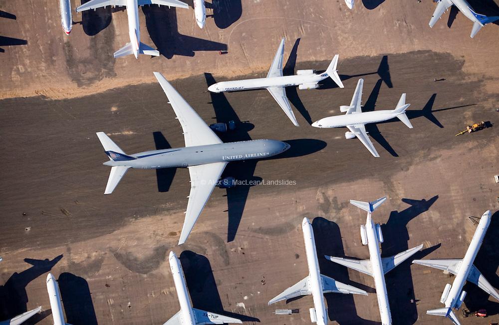 Trip To Phoenix - Planes