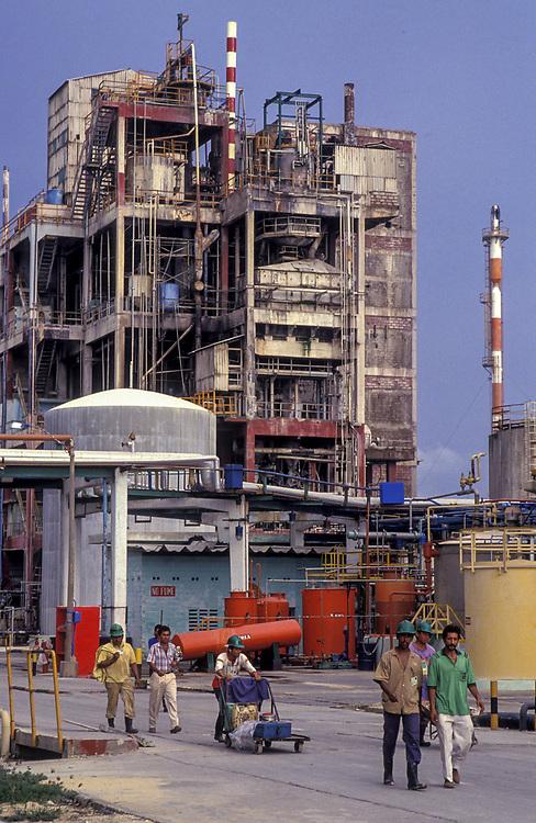 Petrochemical plant, Barranquilla