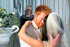 FAKE: Prince Harry & Meghan Markle get Married - 1 April 2017