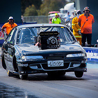 Frank Taylor's (3152) Holden Commodore Supercharged Outlaw.