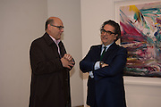 CHRIS KNEALE; ANDREW RENTON, Jason Brooks private view Marlborough Contemporary, Albermarle St. London. 9 June 2015