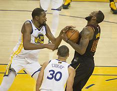 Warriors vs Cavaliers - 31 May 2018