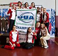 2011-12 OUA Championship Banner Photos
