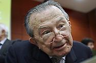 Giulio Andreotti, senatore a vita.