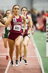 400, Rhode Island, 888, Boston University John Terrier Invitational Indoor Track and Field