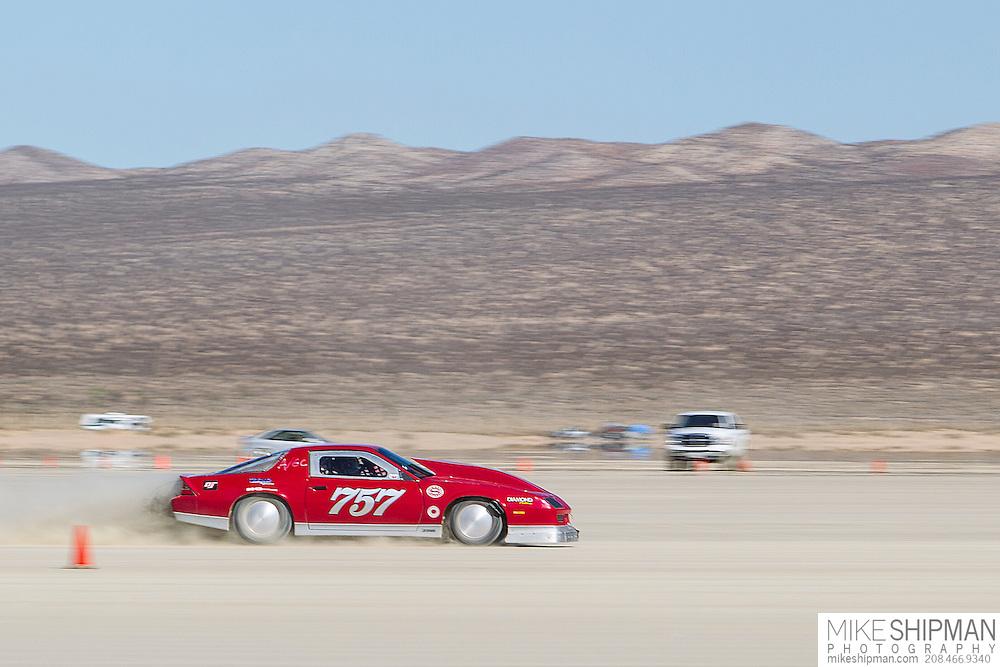 Jack Rogers Racing, 757, eng A, body GC, driver Steve Strupp, 197.757 mph, record 207.451