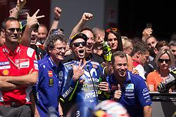 June 3, 2018 - Italie - VALENTINO ROSSI - ITALIAN - MOVISTAR YAMAHA MotoGP - YAMAHA (Credit Image: © Panoramic via ZUMA Press)