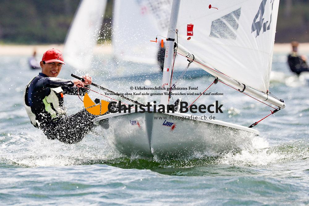 , Travemünder Woche 19. - 28.07.2019, Laser 4.7 - GER 203002 - Oliver SANDERS - Segel- und Surfgemeinschaft Rottachsee e. V