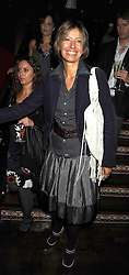 MAYA FIENNES at the opening of the Buddha Bar, Victoria Embankment, London on 8th September 2008.<br /> <br /> NON EXCLUSIVE - WORLD RIGHTS