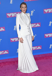 "Kyle Jenner at the 2018 MTV ""VMAs'"" held at Radio City Music Hall on August 20, 2018 in New York City, NY © OConnor / AFF-USA.com. 20 Aug 2018 Pictured: Blake Lively. Photo credit: MEGA TheMegaAgency.com +1 888 505 6342"