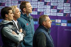 Philipaerts Ludo, Olivier, Fredriccson Per<br /> Longines FEI World Cup Final 1 - Goteborg 2016<br /> © Hippo Foto - Dirk Caremans<br /> 25/03/16