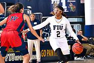 FIU Women's Basketball vs USA (Dec 21 2018)