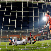 Besiktas's Kerim Koyunlu goal during their Turkish Super League soccer match Istanbul Basaksehir between Besiktas at the Basaksehir Fatih Terim Arena at Basaksehir in Istanbul Turkey on Sunday, 09 November 2014. Photo by Kurtulus YILMAZ/TURKPIX