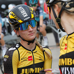 EEKLO (BEL) July 8 CYCLING: <br /> 1th Stage Baloise Belgium tour <br /> Karlijn Swinkels