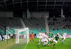 Radivoj Bosić of Olimpija during football match between NK Olimpija and NK CB24 Tabor Sezana in 35th Round of Prva liga Telekom Slovenije 2020/21, on May 19, 2021 in SRC Stozice, Ljubljana, Slovenia. Photo by Vid Ponikvar / Sportida