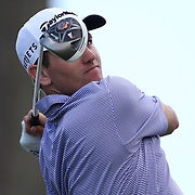Brendon Todd, USA, in action during the fourth round of theThe Barclays Golf Tournament at The Ridgewood Country Club, Paramus, New Jersey, USA. 24th August 2014. Photo Tim Clayton