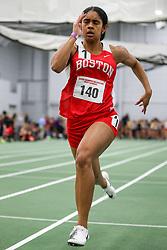 60, Boston U, Marshall<br /> Boston University Athletics<br /> Hemery Invitational Indoor Track & Field