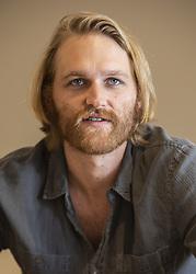July 29, 2018 - Hollywood, CA, USA - Wyatt Russell (son of Kurt Russell) stars in the TV Series Lodge 49 (Credit Image: © Armando Gallo via ZUMA Studio)